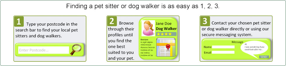 pet sitter instructions